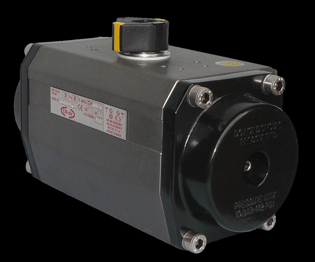 CH-air A Type Actuator Range