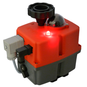 On Off J3C-S Smart electric actuator with LED status light
