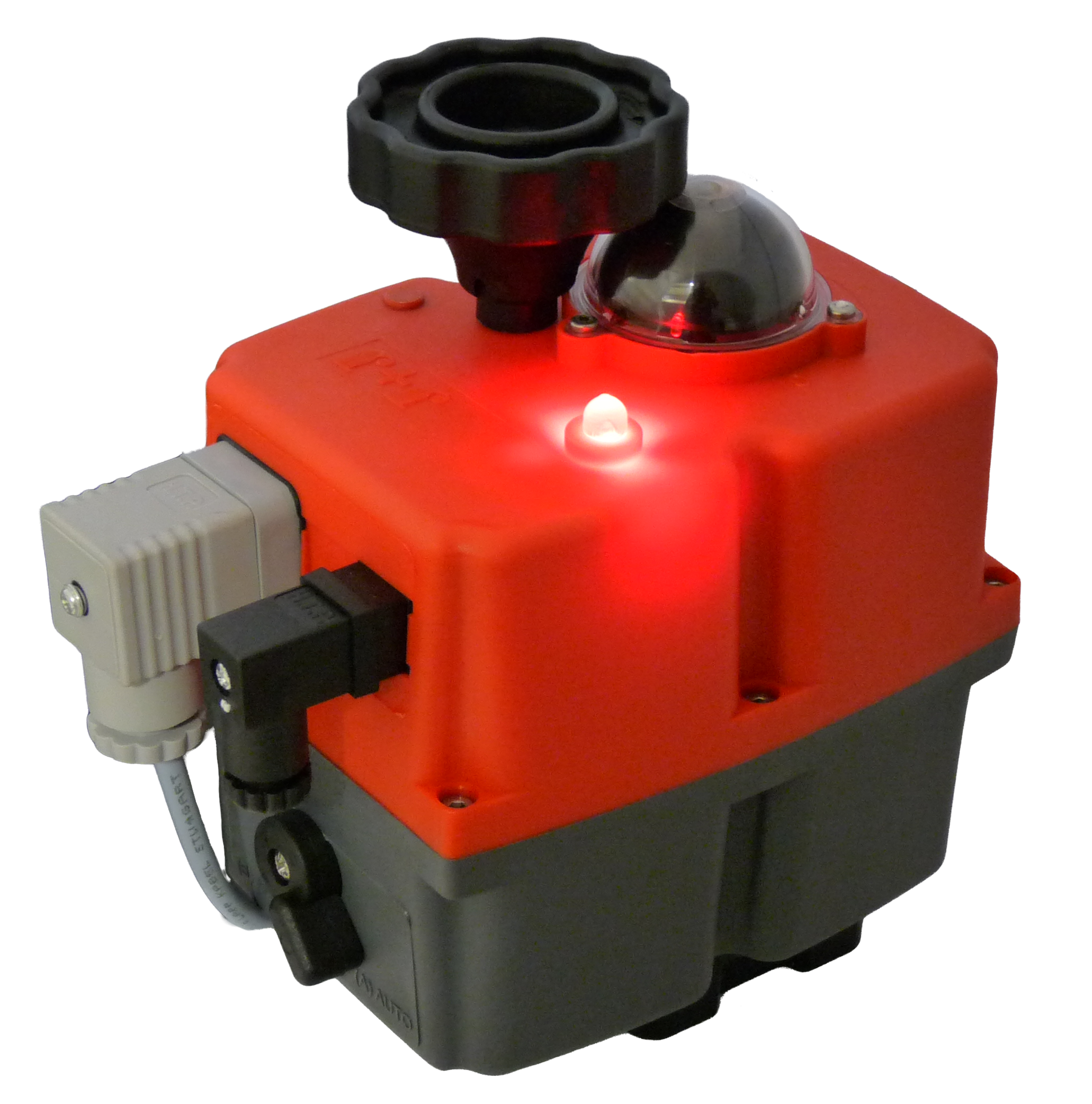 J+J Failsafe Smart electric actuator with battery back-up Model J3CS BSR