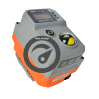 AVA Smart Electric Actuator - Fast Acting Compact Actuator with OLED Screen