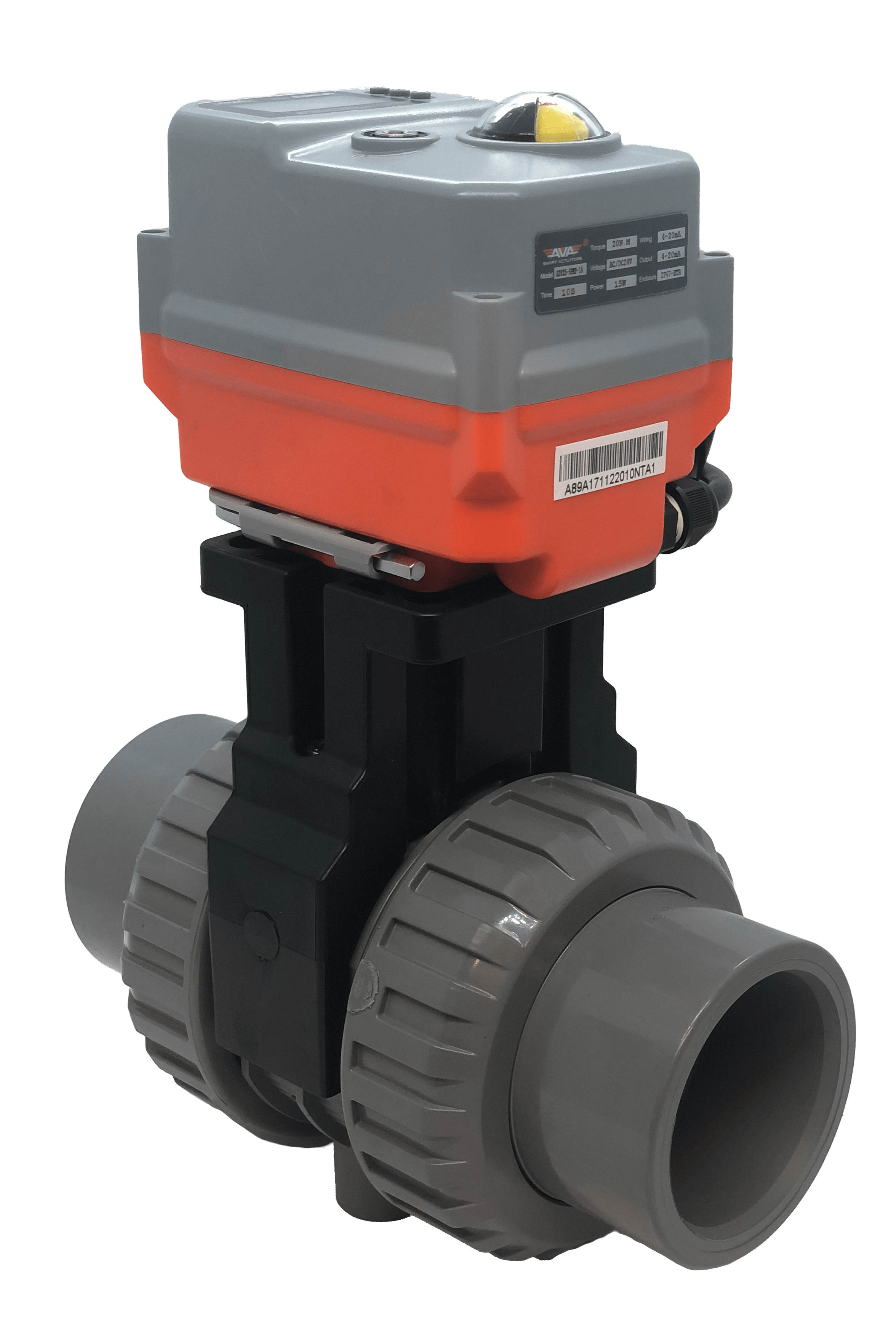 Actuated Valve - Motorized Ball Valve - Cepex Extreme PVC Ball