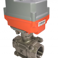 Motorised Stainless Steel Ball Valves
