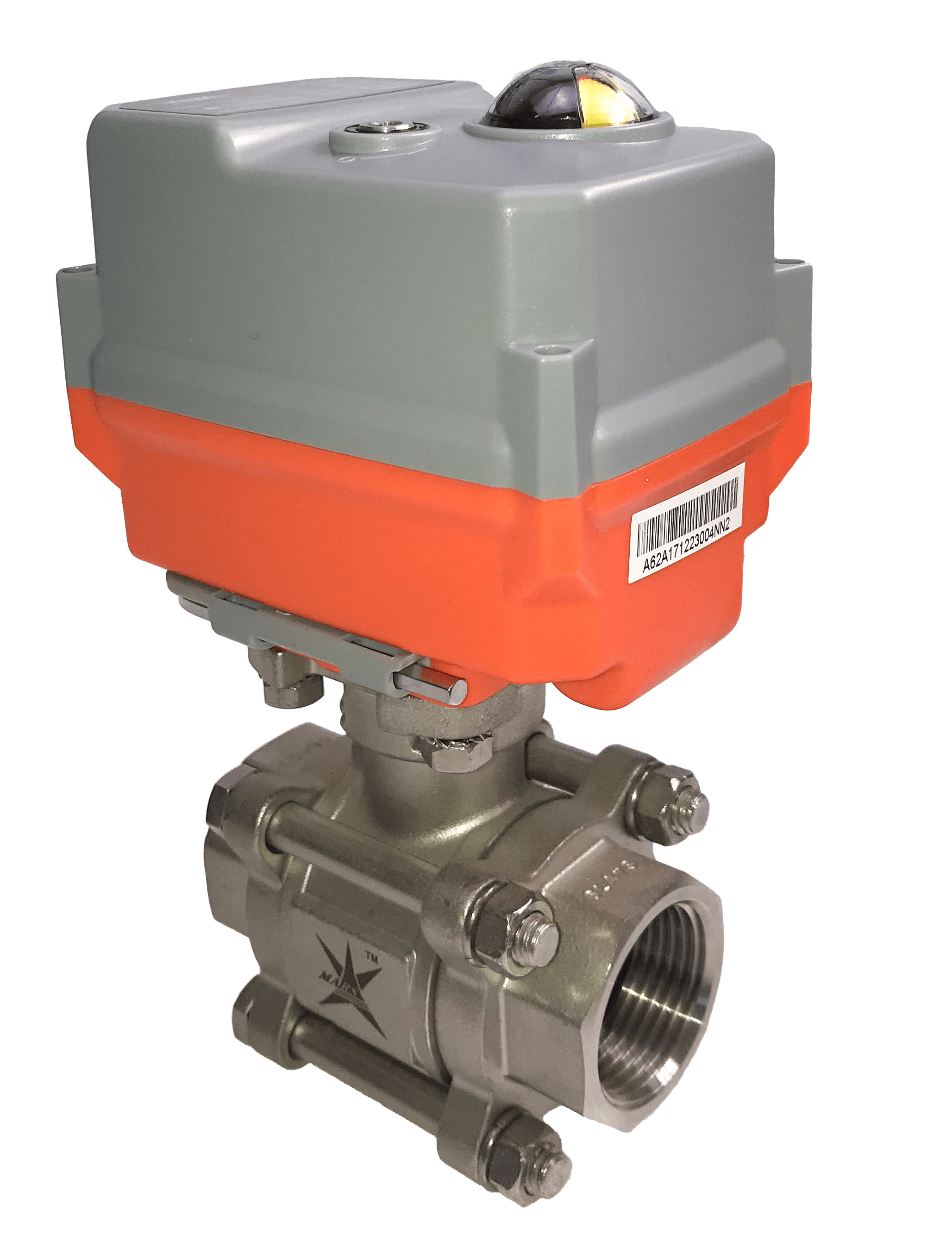 Banjo Electric 3 Way Directional Ball Valve: Electric Stainless Steel Ball Valve With AVA Basic