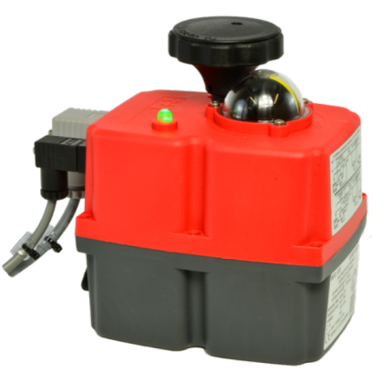 J3CS valve actuator with green LED