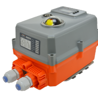 AVA S110.29 Smart Compact Electric Actuator - Modulating High-Speed