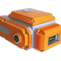 AVA S200.10 Industrial Strength Smart Electric Actuator - On/Off