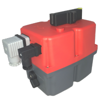 JJ R Series On-Off Basic Electric Actuator Model R20 240VAC-800-width