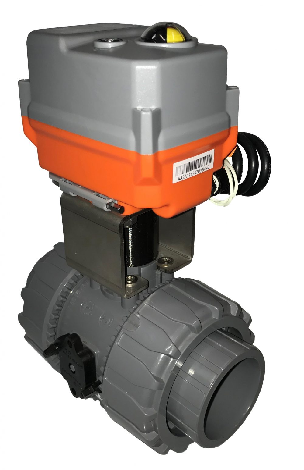 Electric FIP Type VKD PVC Ball Valve