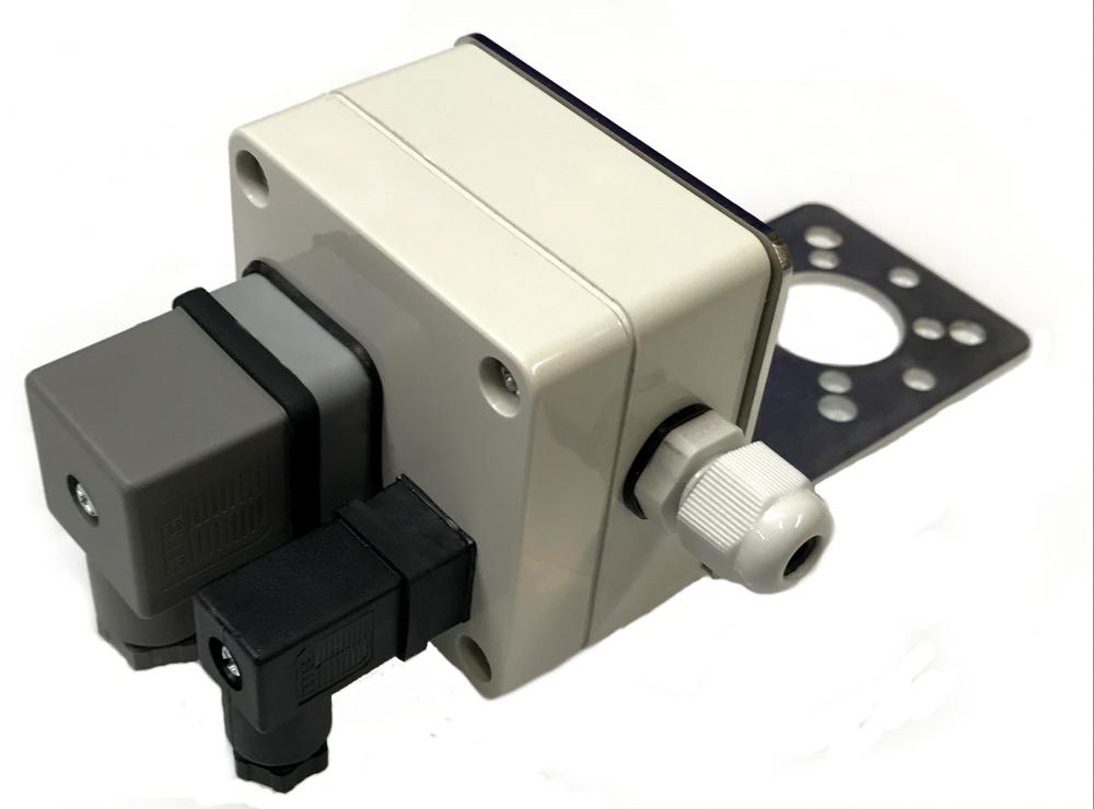 DIN Plug Conversion Kit for AVA Actuator