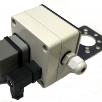 DIN Plug Conversion Kit for AVA Actuator