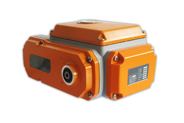 The compact B200 Basic electric actuator