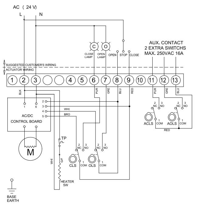 Hq Electric Actuator - Hq-008 - 80nm