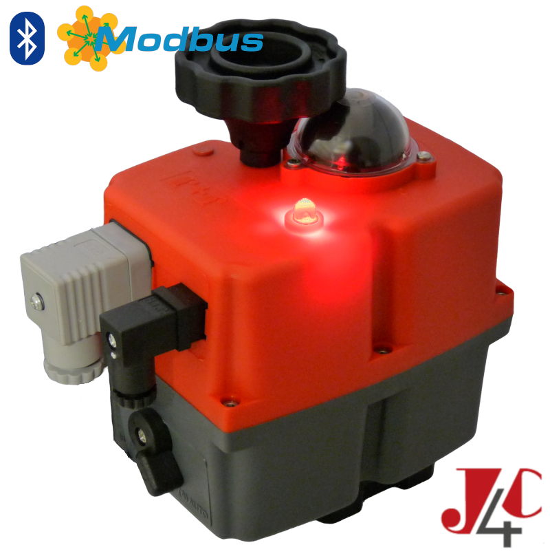 J4C-S55 Modbus Electric Actuator