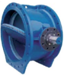 G6900V100-PN25 Double Eccentric Butterfly Valve