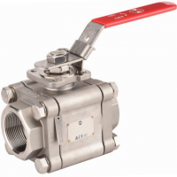 V2700V High Temperature Ball Valve