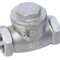 V7500V swing check valve